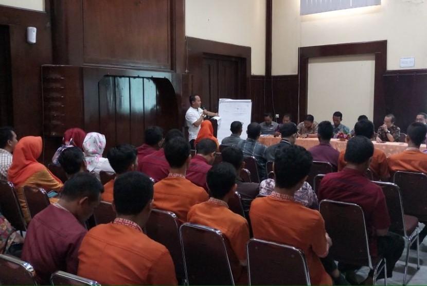 General Meeting tahunan Hotel Semesta Semarang.