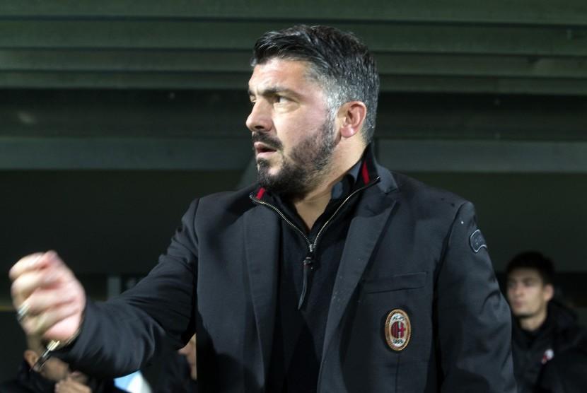 Gattuso: Kemenangan Derbi Beri Ruang Bernafas untuk Milan