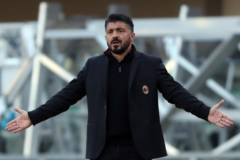 Gattuso: Saya adalah Masalah Terkecil Milan