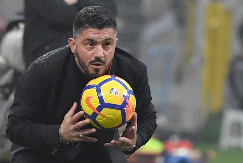 Gattuso: Milan Main Hebat Selama 70 Menit