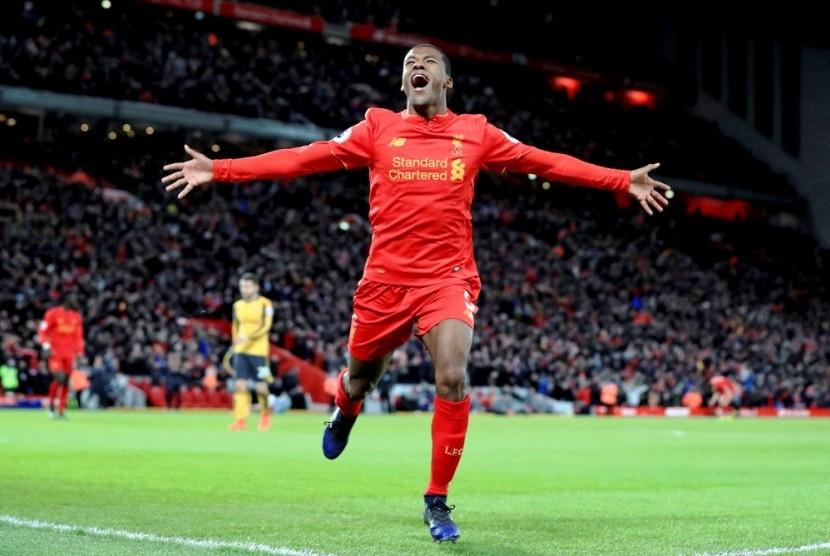 Wijnaldum: Liverpool Selalu Optimistis akan Cetak Banyak Gol