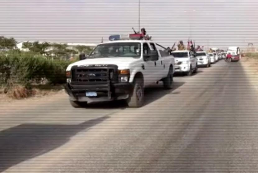 Pasukan Irak Mulai Rebut Kembali Tal Afar yang Dikuasai ISIS