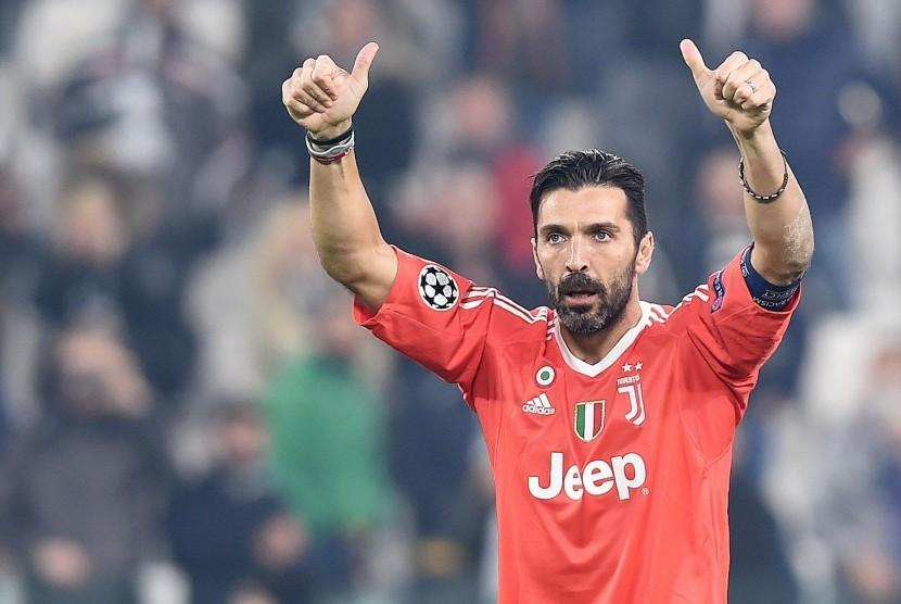 Buffon dan De Sciglio tak Perkuat Juve Kontra Roma