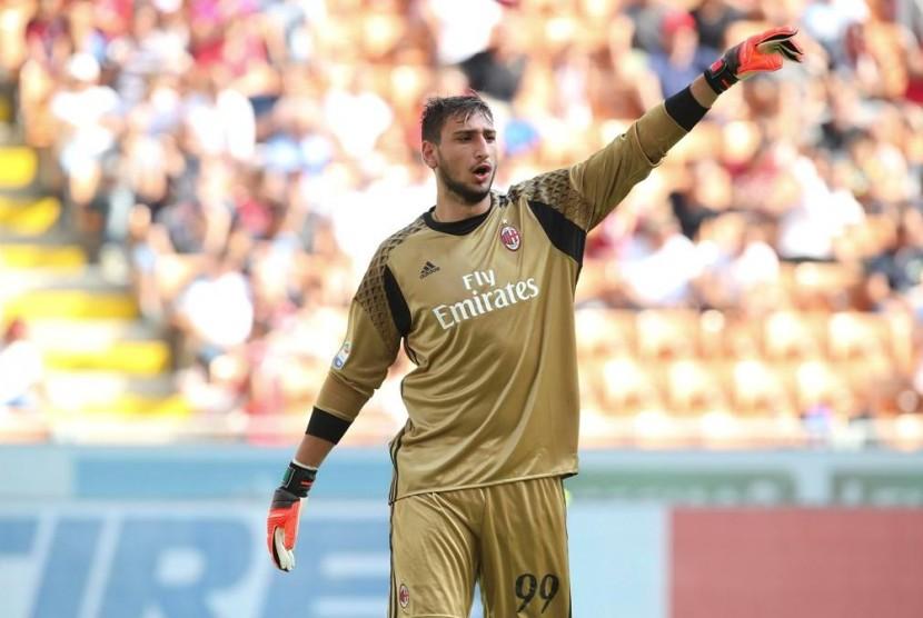 Donnarumma Dilaporkan Capai Kesepakatan Baru dengan Milan