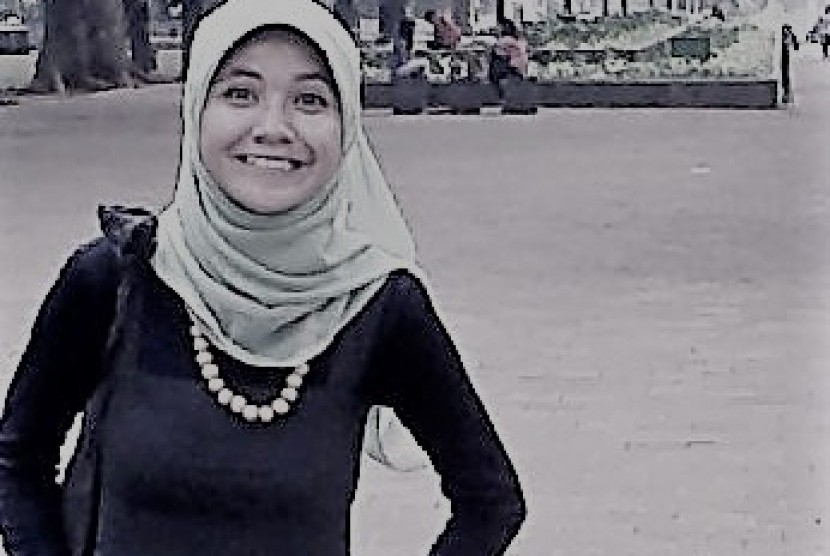 Gita Amanda, Jurnalis Republika