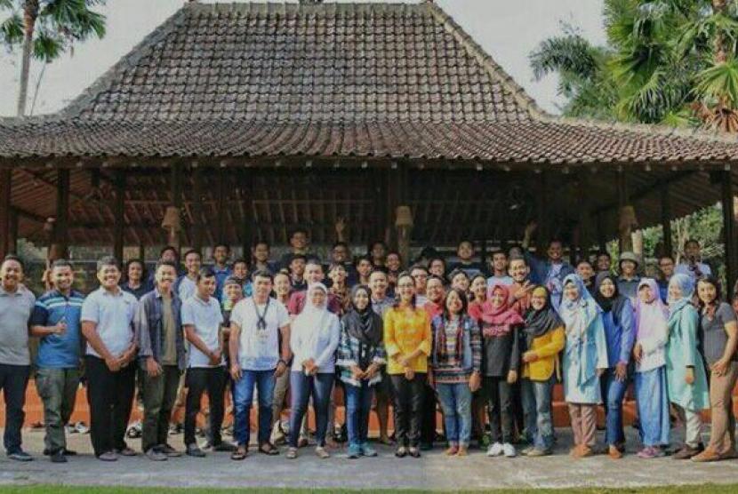 GKR Bendara bersama GenPI Yogyakarta