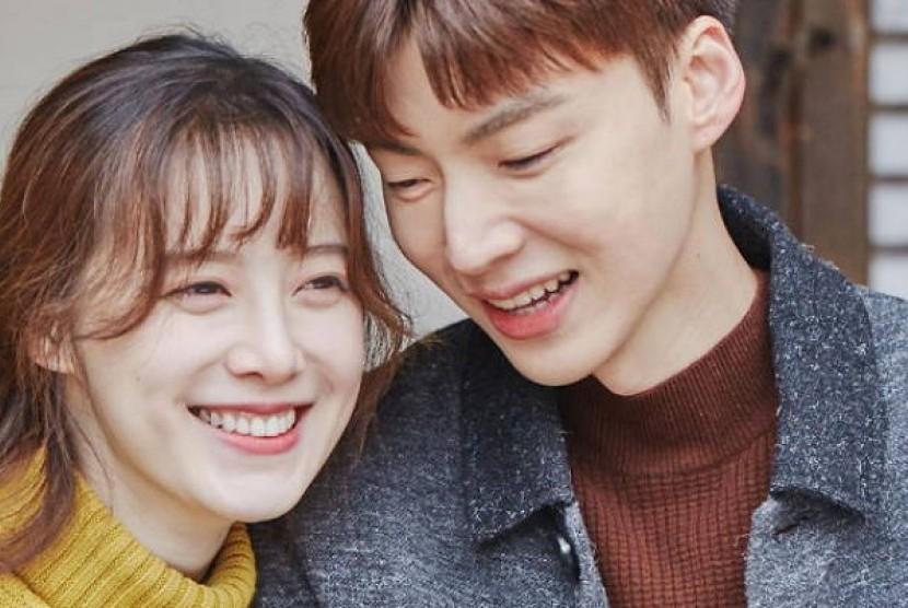 Go Hye Sun dan Ahn Jae Hyun