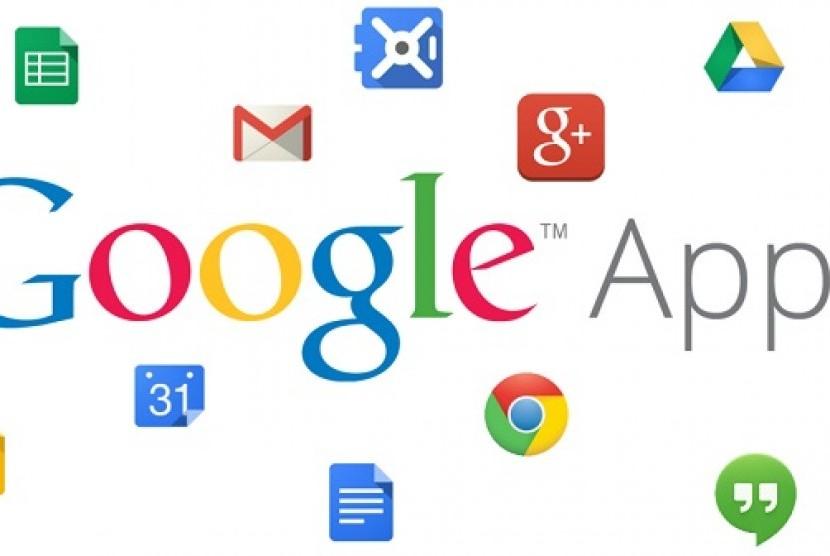 Google Apps. Ilustrasi