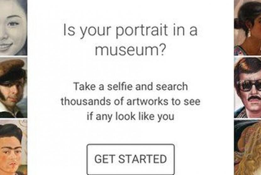 Google Arts and Culture.