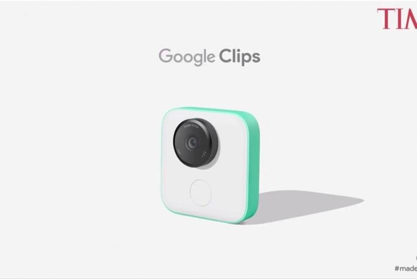 Google Luncurkan Kamera Pintar