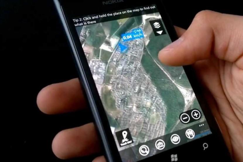 Google Maps Ikut Jadikan Yerusalem Ibu Kota Israel?