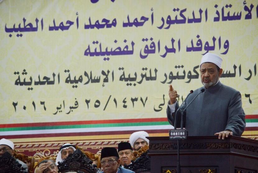 Grand Syaikh al-Azhar, Kairo-Mesir, Ahmed Muhammad Ahmed El-Tayeb