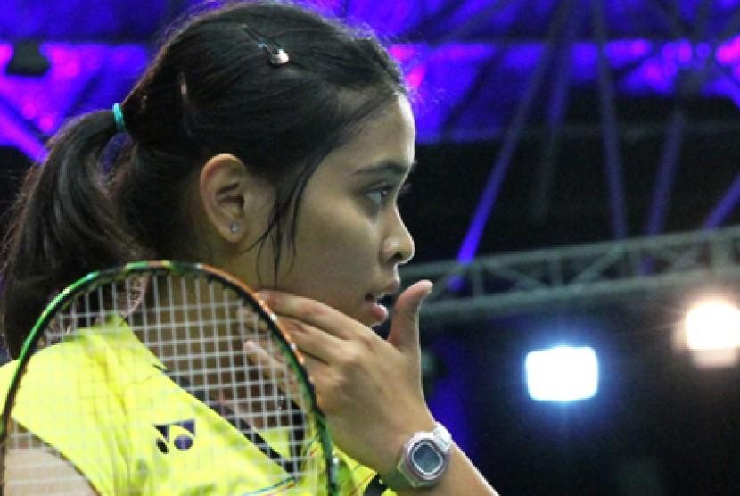 Gregoria Maksimalkan Persiapan Jelang Indonesia Masters