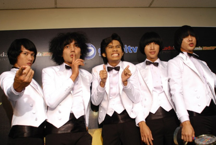Grup band Changcuters