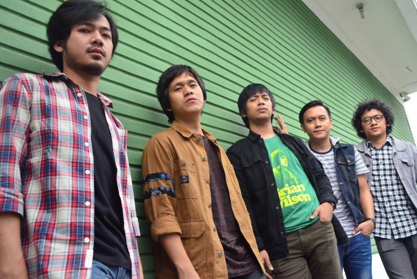 Grup Band D'MASIV