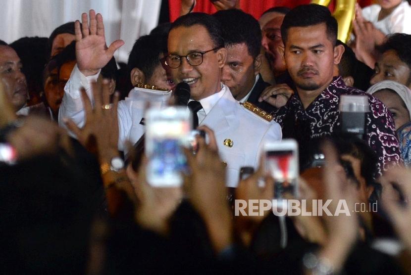 Gubenrur DKI Jakarta Anies Baswedan