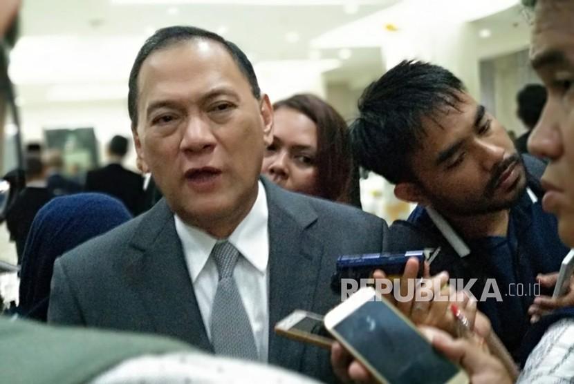 Gubernur Bank Indonesia (BI) Agus DW Martowardojo.