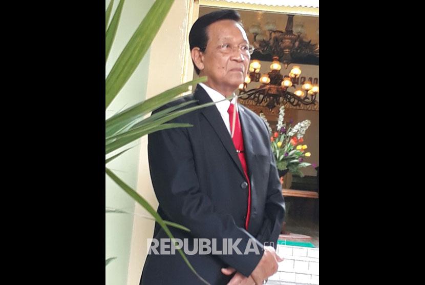 Permalink to Sultan Berharap Batik Yogyakarta Jadi Tren Mode Dunia