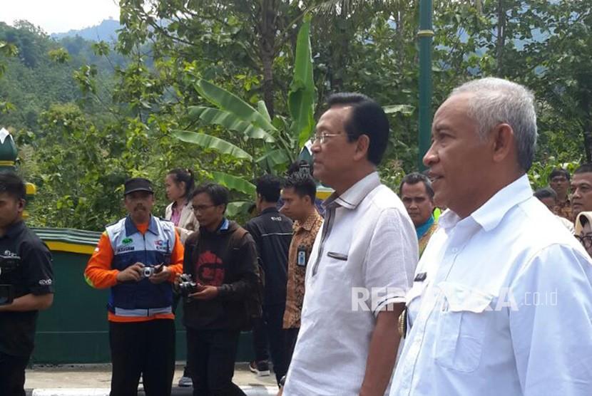 Gubernur Resmikan Jembatan Penghubung Sleman-Gunung Kidul
