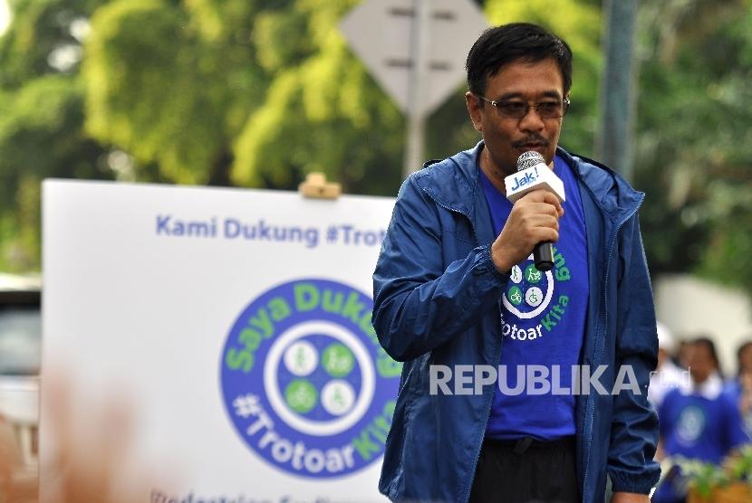 Gubernur DKI Jakarta Djarot Saiful Hidayat