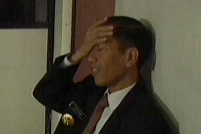 Gubernur DKI Jakarta, Joko Widodo.