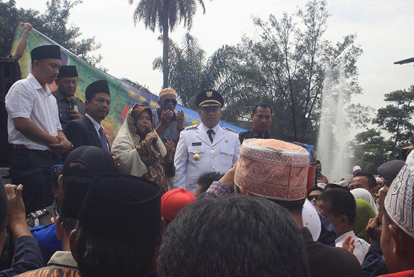Di Tasikmalaya Perda Bernuansa Islam Berdampak Baik