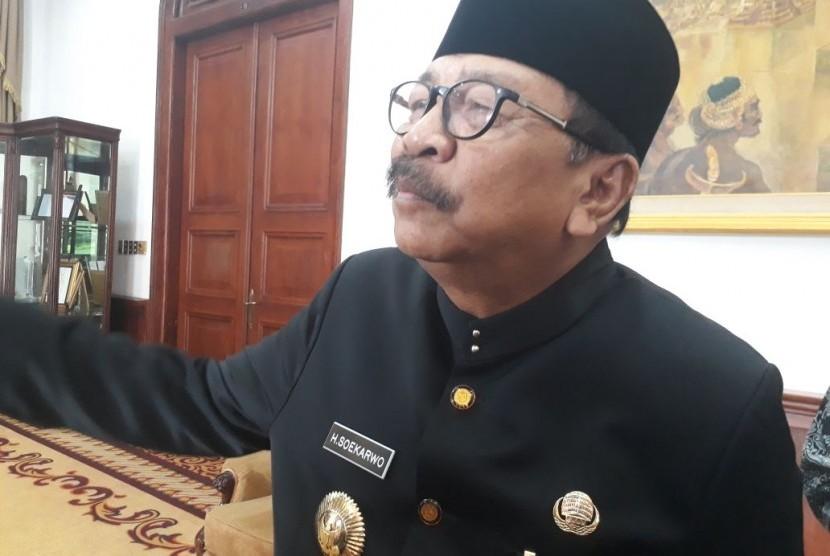 Gubernur Jawa Timur Soekarwo