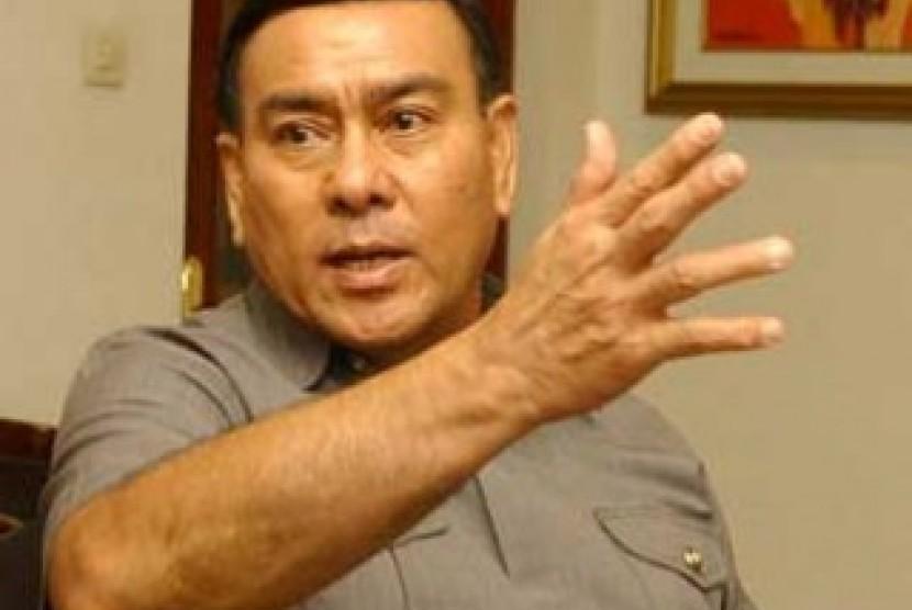 Gubernur Lampung, Sjachroedin ZP
