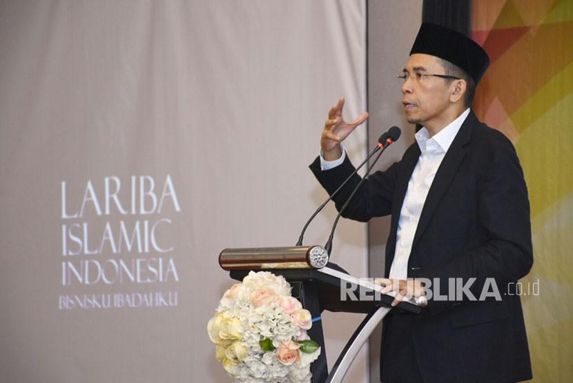 TGB: Arab Harus Belajar dari Indonesia Kelola Perbedaan