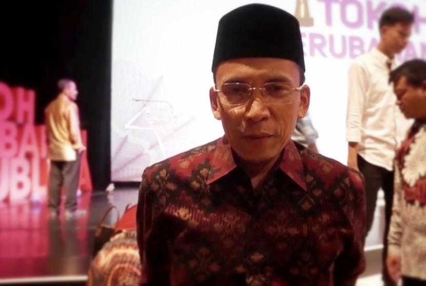 Gubernur Nusa Tenggara Barat Muhammad Zainul Majdi