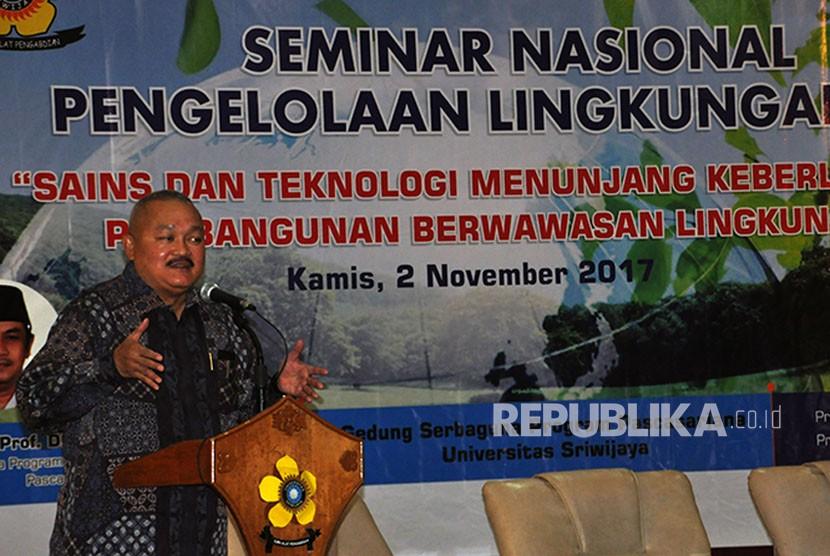 Gubernur Sumsel Masih Bungkam Soal Investor MotoGP