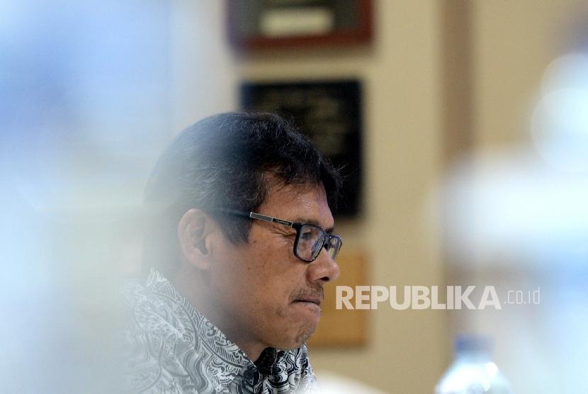 Gubernur Sumatra Barat Irwan Prayitno