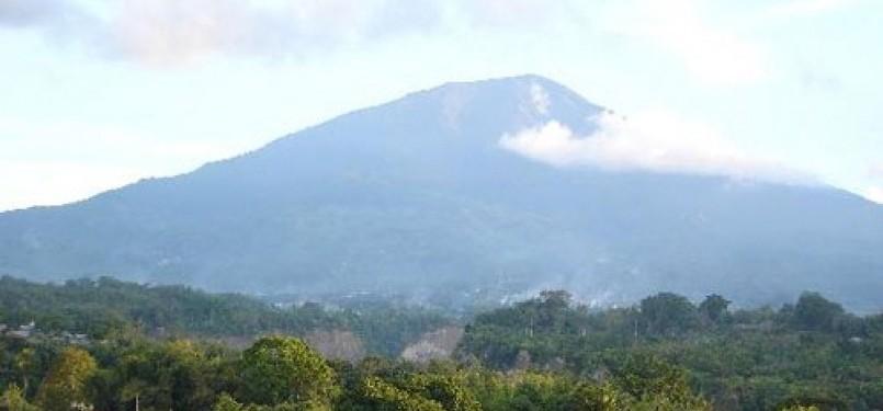 Gunung Merapi, Sumatra Barat