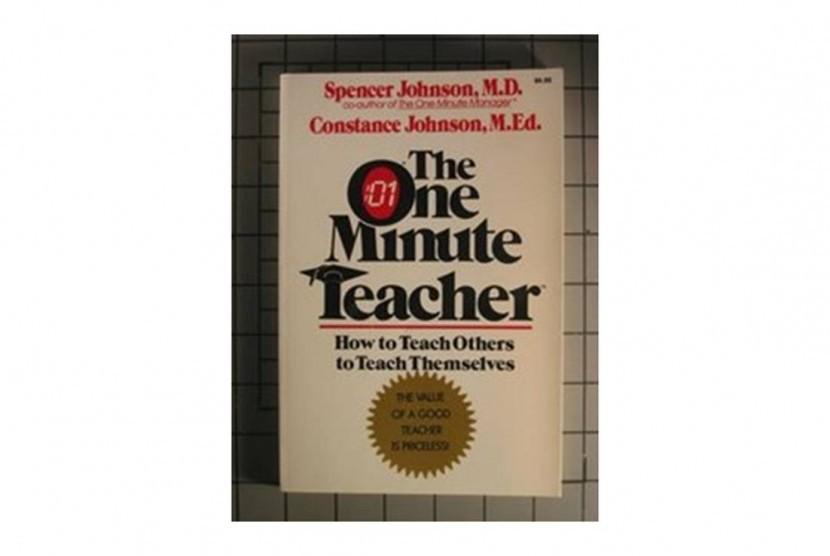 Guru satu menit (ilustrasi)