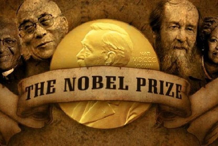Hasil gambar untuk penghargaan nobel