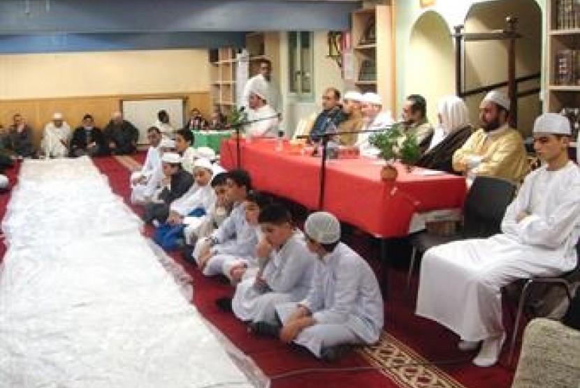 Bupati Bangka Tengah akan Dirikan Pesantren Hafiz