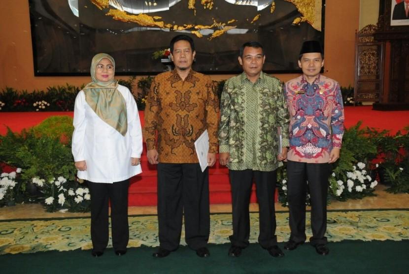 Halal bihalal Sesjen MPR, Kamis (13/7)