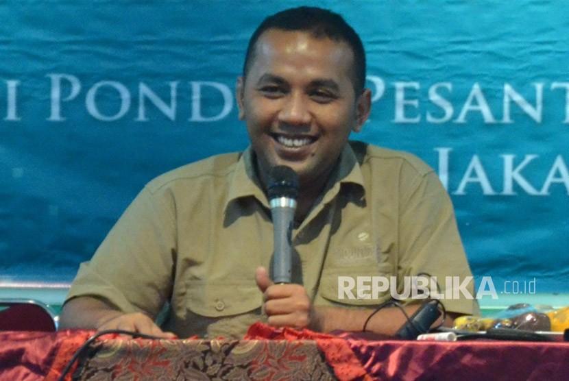 Hariqo Wibawa Satria (Direktur Eksekutif Komunikonten, Institut Media Sosial dan Diplomasi)