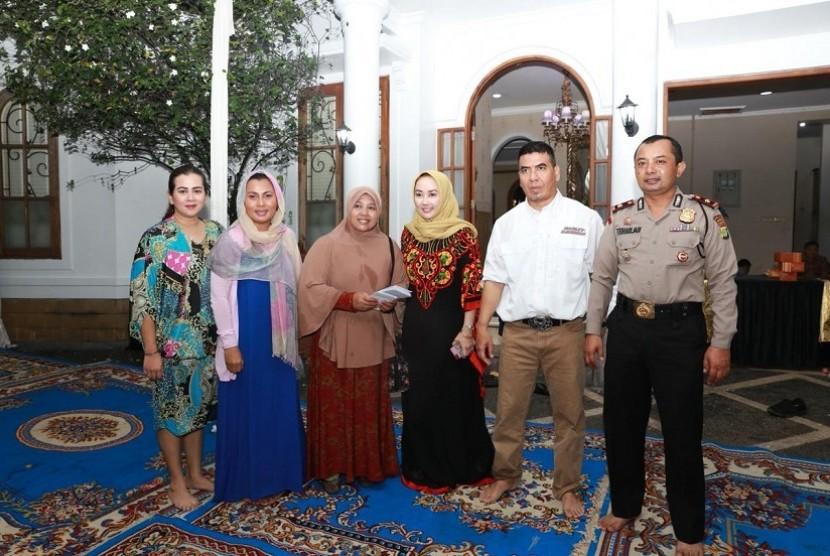 HDCI Perkuat Kegiatan Sosial di Bulan Ramadhan