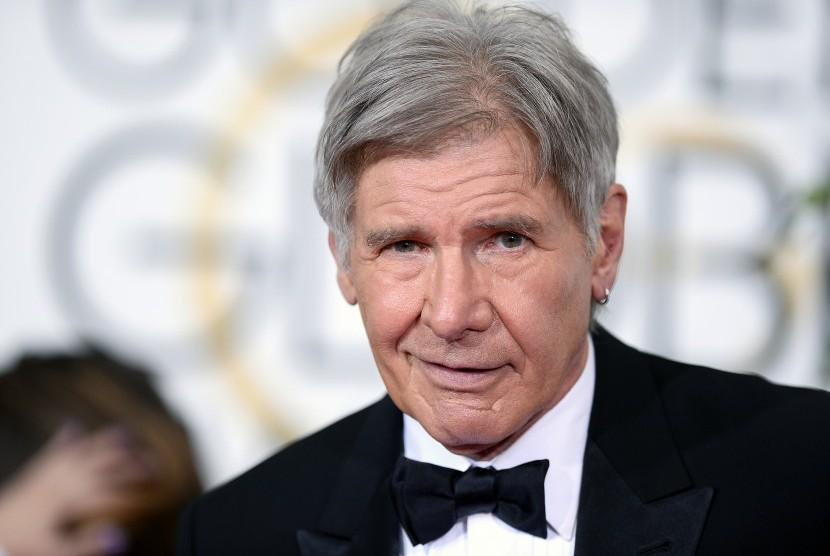 Harrison Ford Jadi Pahlawan Dunia Nyata