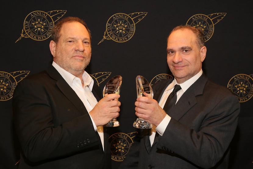 Adik Harvey Weinstein Juga Tersandung Laporan Pelecehan