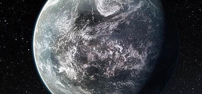 HD 85512 b, planet serupa bumi
