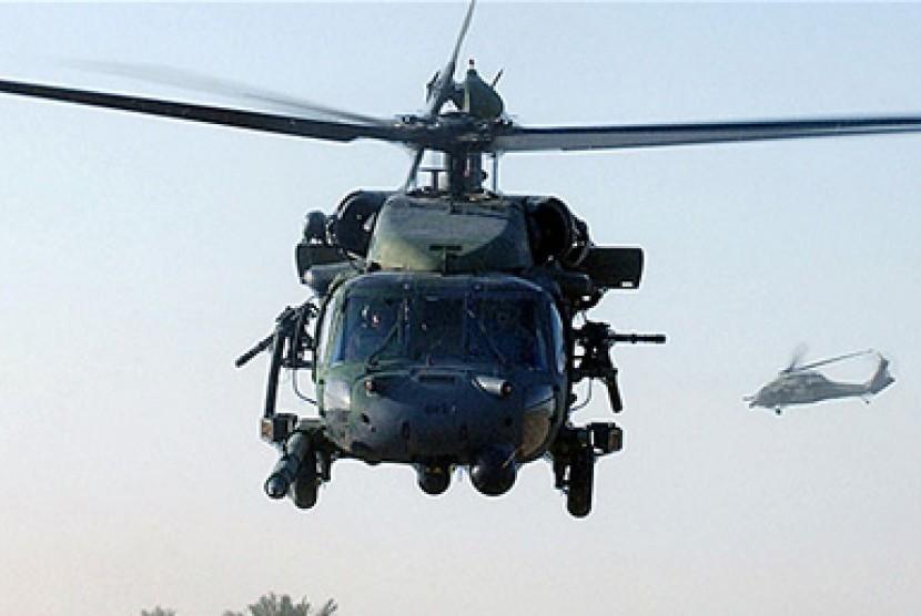 Helikopter AS. Ilustrasi.