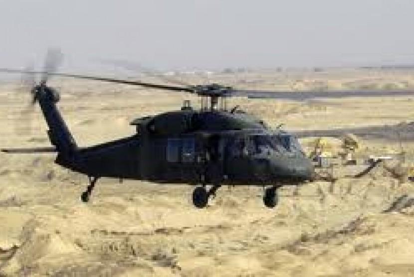 Helikopter Black Hawk