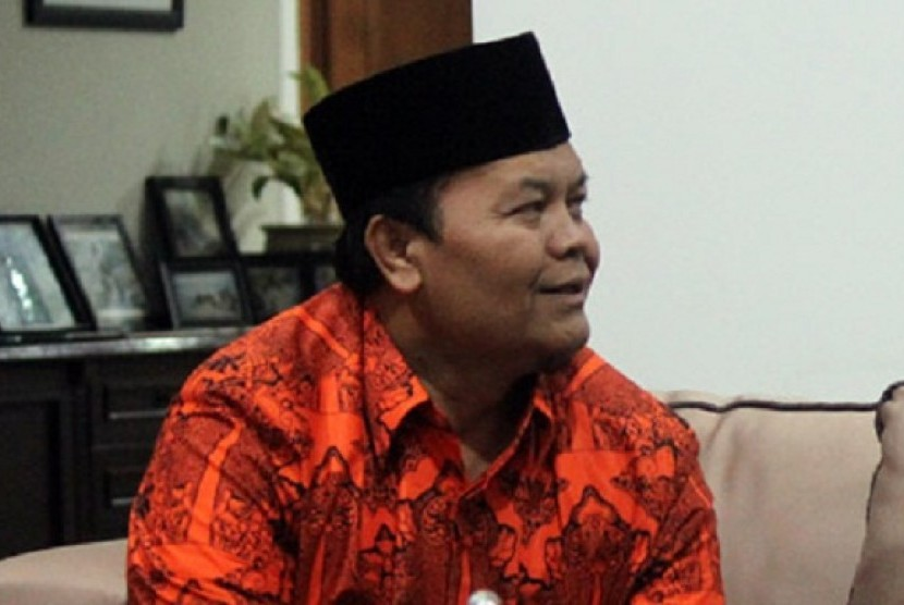Hidayat Nur Wahid (photo file)