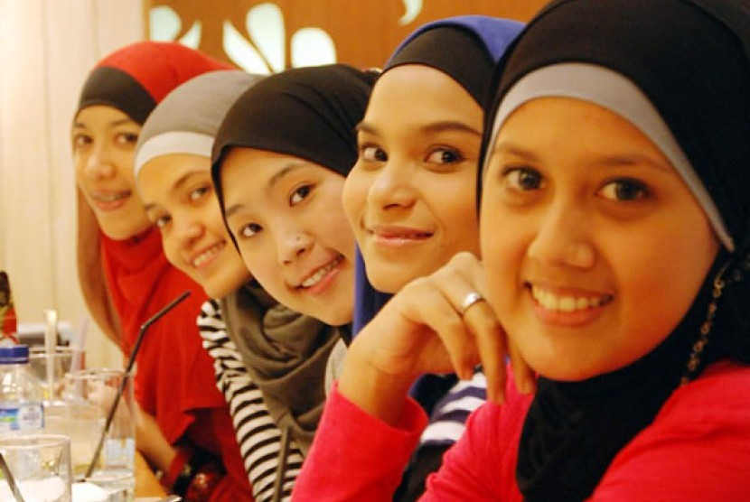 Hijabers Community (Ilustrasi)