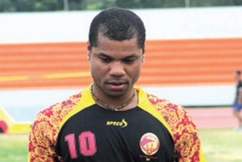 Sriwijaya FC Depak Hilton Moreira