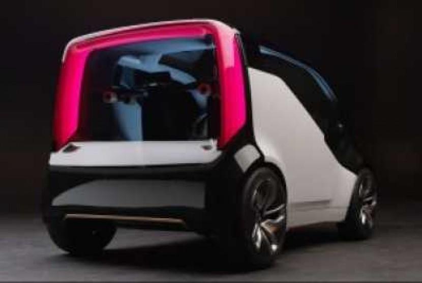 Honda Urban EV Concep