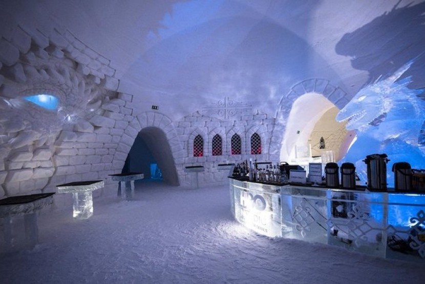 Hotel bertemakan Game of Thrones di Finlandia.