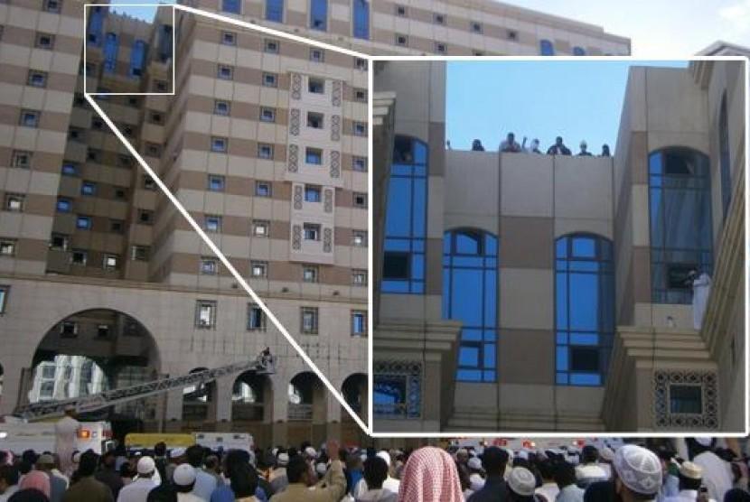 hotel ishraq al-madina,